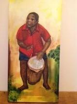 schilderij Jonathan